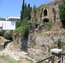Rome Rione Campo Marzio Mausolée Auguste
