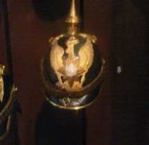 1870 Pickelhaube Oldenbourg Paris