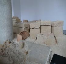 Bouches du Rhone Marseille Rue Malaval Eglise Paléochretienne Tombes Marseille MHM