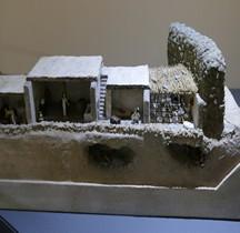 Egypte Génie Civil Maison Maquette Rome Centrale Montemartini