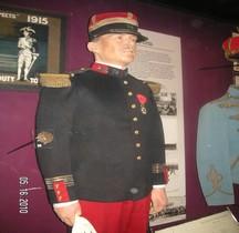 1914 Infanterie 74 RI Lieutenant Colonel