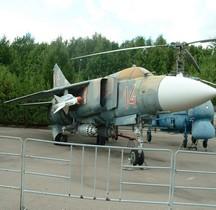 MiG 23 Flogger Moscou