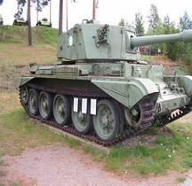 Charioter  FV4101Mark VII Model B Tank Destroyer Parola