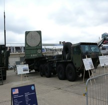 Missile Sol Air MIM-Patriot Radar