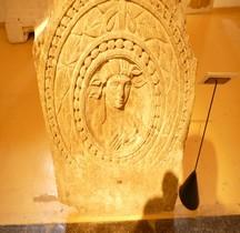 Statuaire Rome Bas relif Biface Lyon