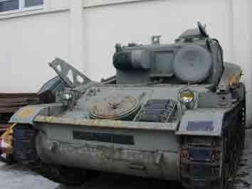 AMX 13 Depannage (Saumur)