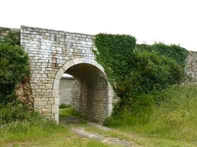 Morbilhan.Locmiquelic Fort Pen Mahé