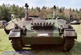 Raketenjagdpanzer 2 (RakJPz 2) Jaguar 2
