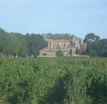 Hérault Villeveyrac Valmagne Abbaye St Marie