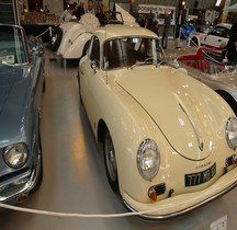 Porsche 1948 356  1800 Super Palavas 2020