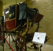 Vatican Carrozza di Viaggio 1855
