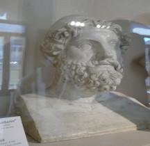 Statuaire Divinités Héphaïstos  Bologne Copie Héphaïstion Agora Athènes
