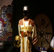 3.2 Legion Cavalerie Officier Bas Empire IIIe IVe siècle Ap JC Rome Gladiator Museum