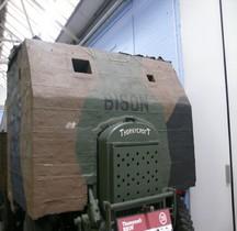Thornycroft Concrete Armored Lorry Bovington