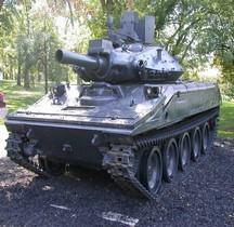 Char léger M 551 A1 Sheridan
