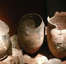 Hérault Rieussec Grottes Treddos Sepultures Néolithiques