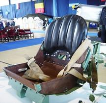 Supermarine Spitfire Mark XIV Siège Florennes