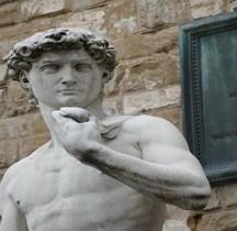 Statuaire Renaissance Davide Michel Angelo  Florence Piazza Signoria