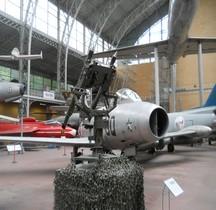 Dassault MD 550 Ouragan Bruxelles