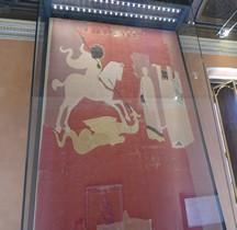 1300 Stendardo di San Giorgio Musei Capitolini Roma
