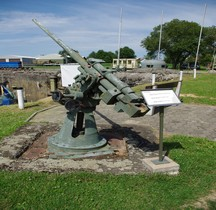 Canon Anti Aérien 45 mm (21-K) Hatten