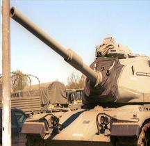 Char Lourd M 60 a1 Esercito Italiano