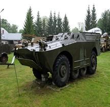 BRDM 1  (Bronirovannaya Razvedyvatelnaya Dozornaya Mashina, Pologne