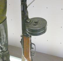 Pistolet Mitrailleur PPSH 41 Bruxelles