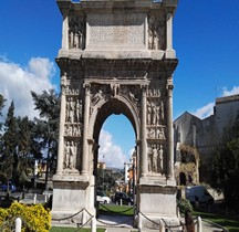 Benevent Arc de  Trimphe de Trajan