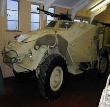 BTR 40 Royaume Uni