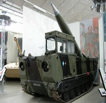Missile Sol Sol M667 Lance Guided Missile Equipment Carrier Londres