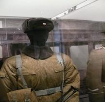 1989 NVA Infanterie tenue Hiver Paris