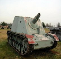 Sturmpanzer IV (Sd.Kfz. 166)  Brumbar Mittle