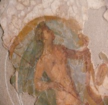 Fresque Rome France Aude Narbonne Clos Lombarde