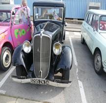 Renault Monaquatre 8 YN2 1933 Palavas 2018