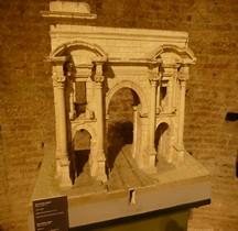 Algerie Timgad Arc de triomphe de Trajan Mkt Rome EUR