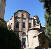 Ravenne San Vitale Exterieur