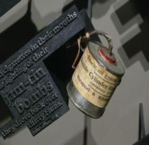 1916 Grenade Jam Tin Londres