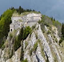 Jura Salins les Bains Fort Belin