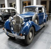 Maybach  SW38 Cabriolet 1938 Neumarkt Baviere
