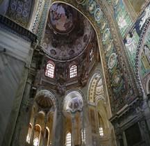 Ravenne San Vitale Interieur Dome