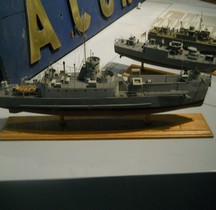 Landing Craft Infantry Large Maquette Paris