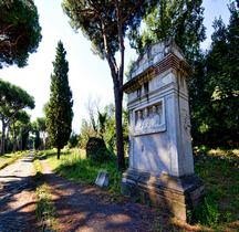 Rome Via Appia Tomba Rabirri