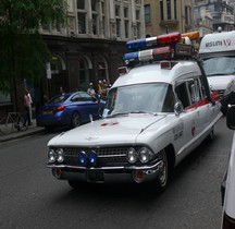 Cadillac 1959  ECTO-1 Ambulance Film Ghostbuster
