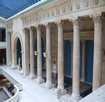 Syrie  Apamée-sur-l'Oronte Colonnade Bruxelles
