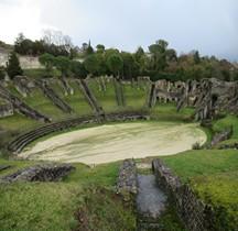 Saintes Amphithéatre Mediolanum Santonum