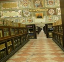 Bologna Archiginnasio Biblioteca Communale