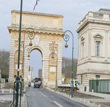 Hérault Montpellier Arc de Triomphe