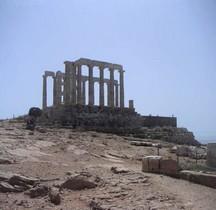 Attique Cap Sounion Temple de Poseïdon