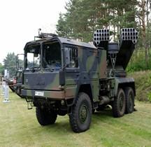 Leichtes Artillerieraketensystem LARS 2